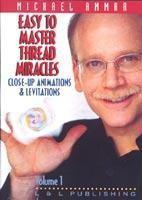 Buy cheap INVISIBLE THREAD DVD,Easy to Master Thread Miracles Volume 1 from wholesalers