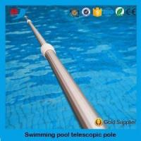 Buy cheap Fishing Swimming Pool Hang Aluminum Telescopic Pole with Plastic Accessories from wholesalers