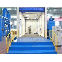 Buy cheap Sand Blasting Room Sand BlastRooms/Air Blast Rooms from wholesalers