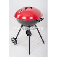 Buy cheap BBQ Grill Four legs kettle barbecues customized grill with wheel from wholesalers