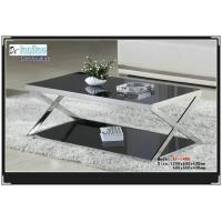 Buy cheap XF-1406, temperate glass table,living room furniture Material A:Ceramic substrate table from wholesalers