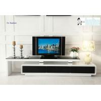Buy cheap TV Stand & Tea table Dubai TV stand Material A:Tempered glass table cover from wholesalers