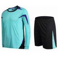 Buy cheap Long Sleeve Football Jersey Training Soccer Jersey from wholesalers