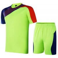 Buy cheap new design soccer jersey football training uniform from wholesalers