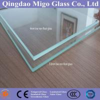 Buy cheap Professional Manufacturer of 3.2mm Solar Panel Glass from wholesalers
