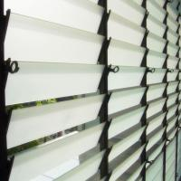 Buy cheap 4mm-6mm clear/tinted/mistlite/ louver glass with CE & ISO certificate from wholesalers
