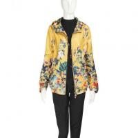 Buy cheap 2016 Spring Women Ulster Clothes High-grade Printing Jacket from wholesalers