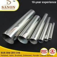 304 Stainless Steel Pipe China Manufacturer