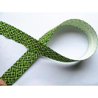 Buy cheap Latest product 5#Nylon color printed letter tape zipper from wholesalers