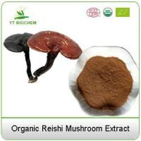 Buy cheap Best Organic Red Reishi Mushroom Extract Powder from wholesalers