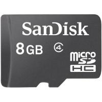 Buy cheap Sandisk MicroSD Micro SDHC TF Flash Card 8GB 8G Class 4 from wholesalers