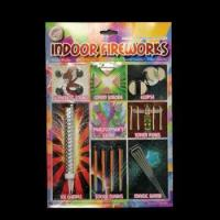 Buy cheap Traditional Indoor Fireworks Party Pack from wholesalers