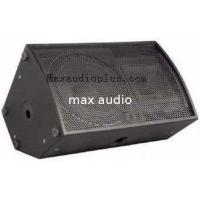 Buy cheap ABS Injection Enclosure Passive Speaker System 3 Waves Cloth Edge from wholesalers