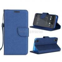 Buy cheap HTC Desire 530 Best Leather Wallet Cell Phone Covers Of HTC 530 Mobile Phone With Card Slots from wholesalers