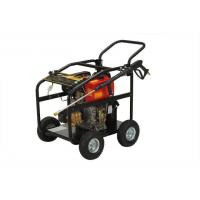 Buy cheap 4 Wheels Industrial Handcart Powerful Diesel CE Approved Cold Water High Pressure Washer from wholesalers