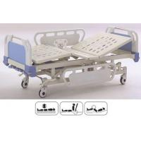 Buy cheap Cheap Three-function Single Medical Hospital Manual Beds for Sale from wholesalers