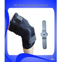 Buy cheap Standard Neoprene Hinged Knee Wrap Brace from wholesalers