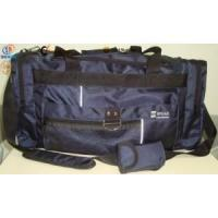 Buy cheap 1680D premium gym bag for men business traveling duffle bag from wholesalers
