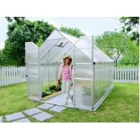 Buy cheap Greenhouse Accessories Essence 8 x 12 - Silver - Hobby Greenhouse Kit from wholesalers