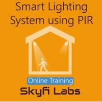Buy cheap Online Courses Smart Lighting System using PIR Online Project based Course from wholesalers