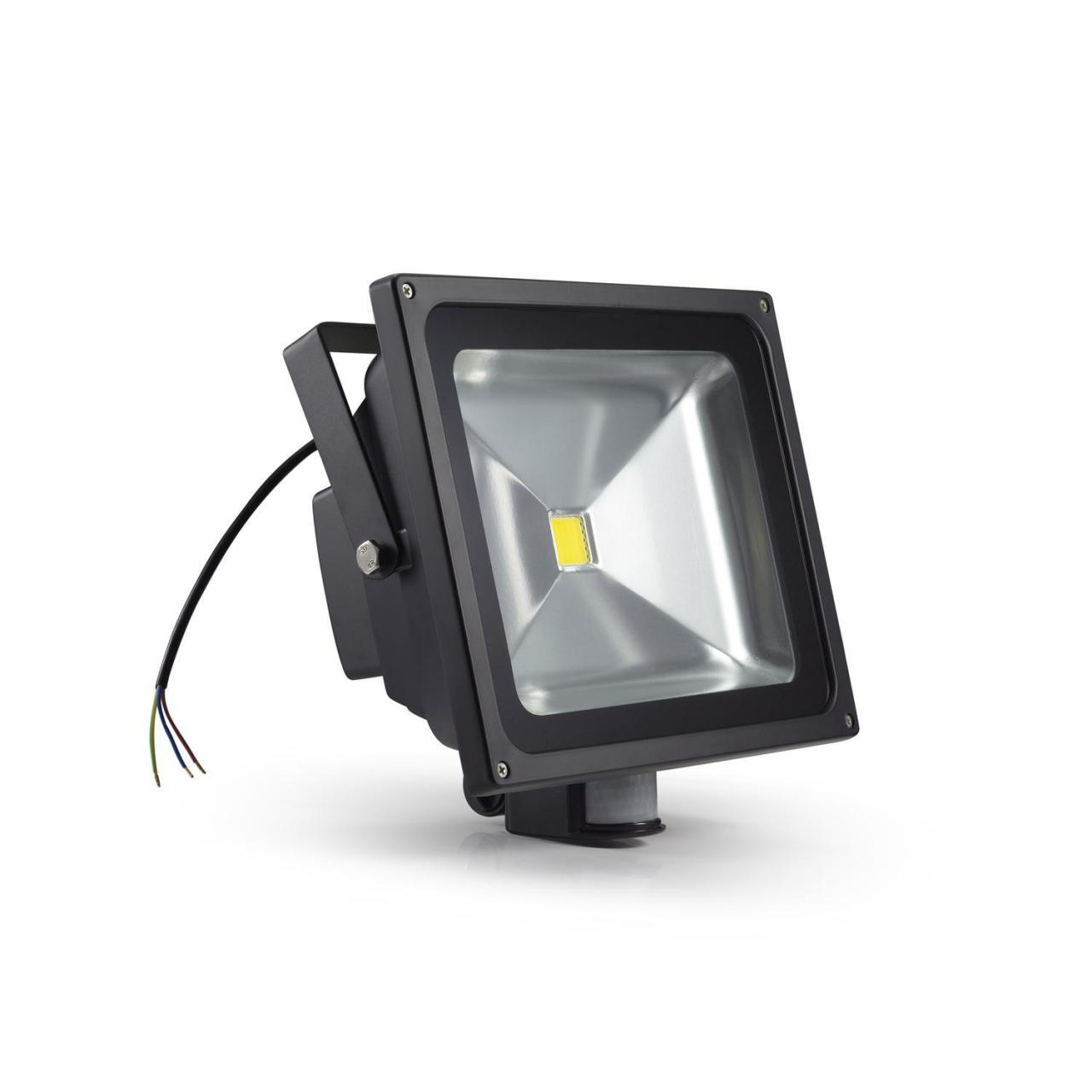 China 50W LED PIR Floodlights on sale