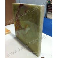 Buy cheap Marble Onyx Composite Ceramic Tile from wholesalers