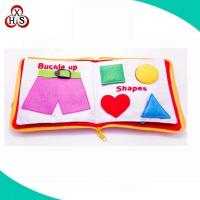 Buy cheap Educational My Quiet Book Baby Cloth Book from wholesalers
