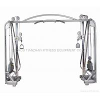 Buy cheap Gym Fitness Machine Cable Crossover from wholesalers