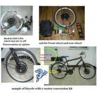 Buy cheap Electric Bicycle Motor Kit E-Bike Conversion Kit 200W to 1500 from wholesalers