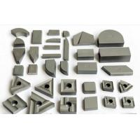 Buy cheap Cemented Carbide Indexable Inserts&brazed Tips from wholesalers