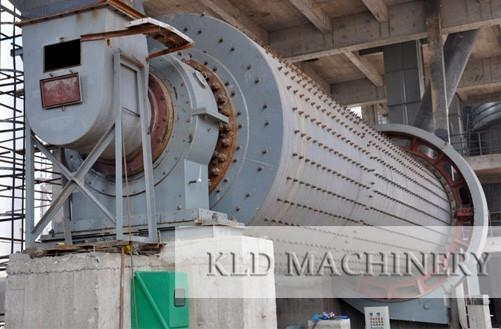 Cement Mill Operation : Cement mill
