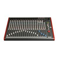 ZED-24 16 Mono Channels Portable Audio Mixer with Stereo Returns & Playback