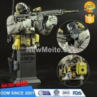 Buy cheap Custom action figures collectable action figure polyresin craft from wholesalers