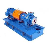 Buy cheap Brine Pump Non Clog Centrifugal Pump With Corrosion Resistance Material from wholesalers
