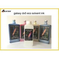 Buy cheap Outdoor One Way Vision ECO Solvent Printer For Universal Printer Ink from wholesalers