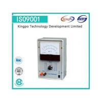 Buy cheap Insulation Resistance Meter Physics Teaching Equipment , Insulation Resistance Tester from wholesalers