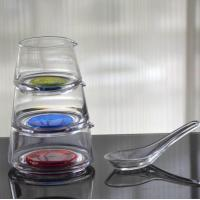Buy cheap Hand Made Colorful Glass Cookie Jar And Creamer & Suger Set From Daxi Houseware ---DX-Y057 from wholesalers