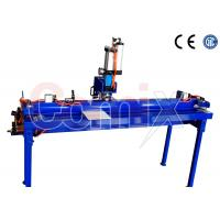 Buy cheap Customized Belt Splicing Tools , PVC / PU Belt Finger Punching Equipment from wholesalers