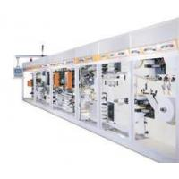 Buy cheap Good Performance Full Automatic Sanitary Pads Making Machine from wholesalers