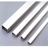 Buy cheap stainless steel pipe &bar stainless steel Rectangular tube from wholesalers