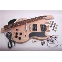 Buy cheap Bodies, Necks and Wood Electric Guitar Kit - EssGee from wholesalers