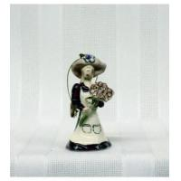 Buy cheap Clayworks Girl With Flowers Candle Snuffer - Clayworks from wholesalers