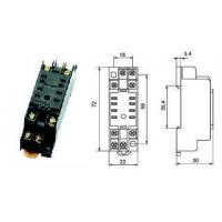 Buy cheap PYF08A Relay Socket from wholesalers