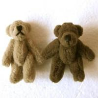 Buy cheap PKB - TEDDY - Miniature Jointed Teddy Bear from wholesalers