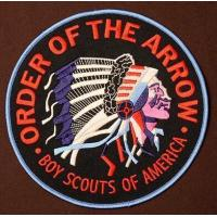 Buy cheap Customised Boy Scout Embroidered Badges Iron on Embroidered Patches for Jackets EB-006 from wholesalers
