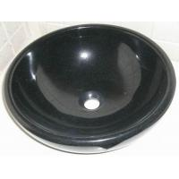 Buy cheap White Marble Granite Basin kitchen sinks bathroom countertops from wholesalers