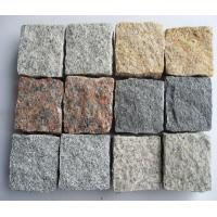 Buy cheap CobbleStones landscaping rocks Pavers from wholesalers