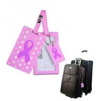 Buy cheap Personalized Cute Plastic Luggage Tags Wholesale PL-001 from wholesalers