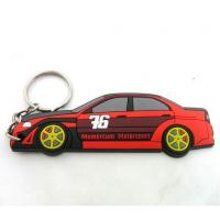 Buy cheap 2D Plastic PVC Momentum Motorsport Car Keychains Plastic Keychain Wholesale CK-010 from wholesalers