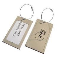 Buy cheap Cool Laser Engraved Cruise Travel Luggage Tags ID Tags for Luggage ML-003 from wholesalers
